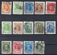 RUSSIE (Rép. Soc. Féd. Des Soviets De Russie) - 1927-28 - N° 392 à 404 - (Série Courante)