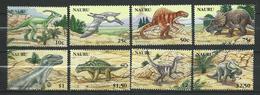 Nauru 2006 Dinosaurs Prehistoric Animals.fauna.MNH - Nauru