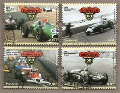 Portugal Stamps - Mundifil 3732/35 Used - Timbres Oblitérés Du Portugal
