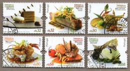 Portugal Stamps - Mundifil 3849/54 Used - Timbres Oblitérés Du Portugal