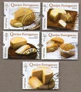 Portugal Stamps - Mundifil 3978/82 Used - Timbres Oblitérés Du Portugal