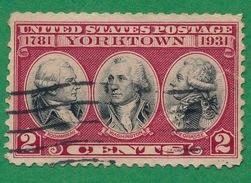 United States - 1931 - Yorktown - Scott #703