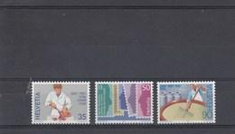 Suisse - Neuf** - Anniversaires - Année 1987 - YT 1284/86