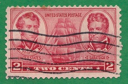 United States - 1936-37 - Stephen Decatur & Thomas MacDonough - Scott #791
