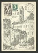 33 - GIRONDE / Avril 1950 / 1ère Exposition Philatélique LA REOLE