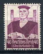 33390) DEUTSCHES REICH # 564 Gestempelt Aus 1934, 90.- €