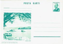 LBR38 - TURQUIE EP CP DE 1965