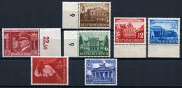 33405) DEUTSCHES REICH - Lot Postfrisch Aus 1941, 45.- €
