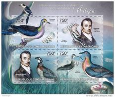 CENTRAL AFRICA 2013 - A. Wilson, Birds - YT 2710-3