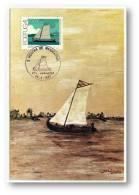 ABRANTES - Varino Do Tejo - 25.04.1981 - MAXICARD - Portugal