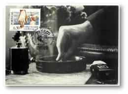 PORTIMÃO - Tabaco Ou Saúde ? - 01.06.1981 - Escola Secundária Poeta António Aleixo - MAXICARD - Portugal