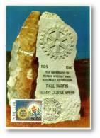 CABO Da ROCA - Rotary Internacional - 12.11.1981 - MAXICARD - Portugal - Maximum Cards & Covers