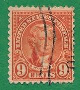 United States - 1922-25 - Thomas Jefferson - Scott #561