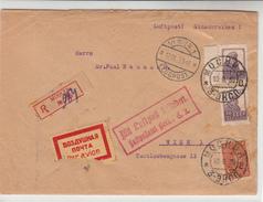 Russia / Airmail / Austria