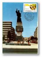 LISBOA ( Alvalade ) - Santo António - 07.12.1981 - 750.º Aniversário Da Morte - MAXICARD - Portugal