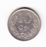 LUXEMBOURG KM 34, 1924, 10 C. (B400)