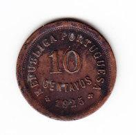 PORTUGAL KM 573, 1925, 10 C. (B404) - Portugal