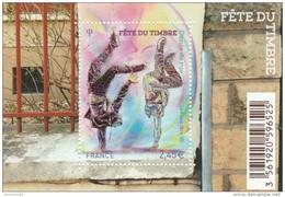 FRANCE 2014 BLOC NEUF** FETE DU TIMBRE 2014 DANSE DE RUE F4905-F 4905-