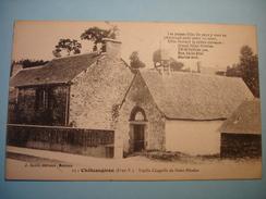 Châteaugiron. Vieille Chapelle De Saint-Nicolas.