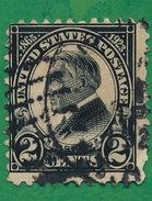 United States - 1923 - Warren G. Harding - Scott #610