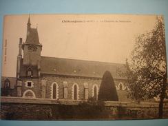 Châteaugiron. La Chapelle Du Séminaire.