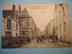 Châteaugiron. Boulevard De La Gare.