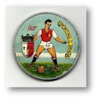Sporting Clube De BRAGA - Pocket Mirror ( R = 64 Mm ) Mirroir De Poche - Portugal - 2 Scans - Soccer