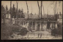 Villieu Cascade De La Toison (pecheurs) - Autres Communes