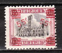 188**  Hôtel De Ville De Termonde - MNH** - COB 7 - Vendu à 12.50% Du COB!!!!