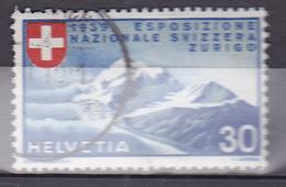 N° 325 Exposizion Nationale Svitzzera Timbre Oblitéré Très Bonne état