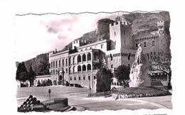 MONACO - PALAZZO DEI PRINCIPI -   VIAGGIATA 1959  - (26) - Palazzo Dei Principi