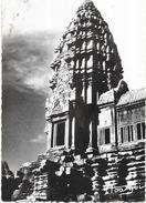 ANGKOR VAT  - CAMBODGE - Une Vue De La Tour Ouest - ENCH - - Cambodge