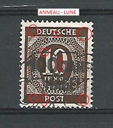 1946  N° 8  FILIGRANE G   DESCRIPTION