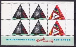 Nederland 1985 Velletje Kinderzegels NVPH 1344 Postfris