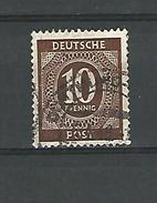 1946  N° 8  FILIGRANE G 6 . 4 . 48   DESCRIPTION