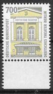 Bund 1993 / MiNr.   1691  Unterrand   ** / MNH   (e601)