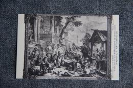 Musée Des Tapisseries D'AIX -  SANCHO Et La Marchande De Noisettes.
