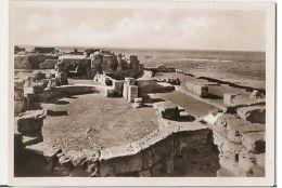 AFRICA - LIBYA - SABRATHA - TERME AND THE SEA - 1938  ( 900 ) - Cartes Postales