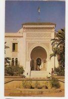 ALGERIA - ALGIERS / ALGER - CITY HALL'S PLACE OF EL BIAR - STAMPS  ( 894 ) - Cartes Postales