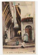 ALGERIA - ALGIERS / ALGER - LA RUE DU CHAMEAU - 1910s  ( 919 ) - Cartes Postales