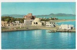 GREECE - RHODES / RODI - VIEW OF THE PORT - EDIT MARZARI 1960s ( 910 ) - Cartes Postales