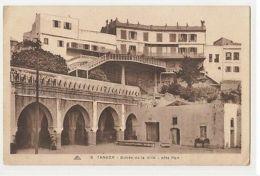MOROCCO - TANGER - ENTREE DE LA VILLA - COTE PORT - 1930s ( 915 ) - Cartes Postales