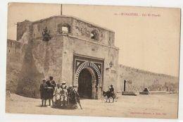 TUNISIA -  MONASTIER BAB EL GHARBI - EDIT A. MUZI  1910s  ( 924 ) - Cartes Postales
