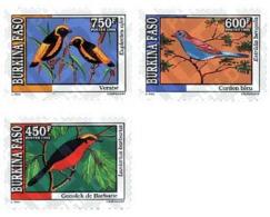 Ref. 32867 * MNH * - BURKINA FASO. 1995. BIRDS . AVES