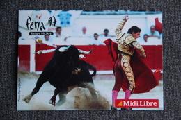 """BEZIERS - FERIA 97 - Corrida : """" Richard MILIAN """". - Corrida"""