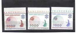 BIN864 VATICAN 1978  MICHL 723/25 ** Postfrischer SATZ Siehe ABBILDUNG - Vatikan