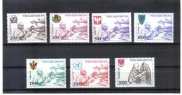 BIN865 VATICAN 1980  MICHL 764/70 ** Postfrischer SATZ Siehe ABBILDUNG - Vatikan