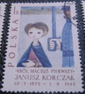 Poland 1962 The 20th Anniversary Of The Death Of Janusz Korczak 1zl - Used