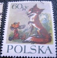Poland 1962 Fairy Tales By Maria Konopnicka 60gr - Used