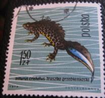 Poland 1963 Amphibians & Reptiles 1.50zl - Used